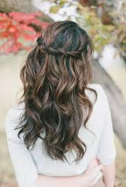 wedding hair pinterest beautiful wavy dark hair with highlights health makeup u0026 hair