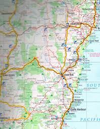 Map Of North East Map Of North East Australia You Can See A Map Of Many Places On