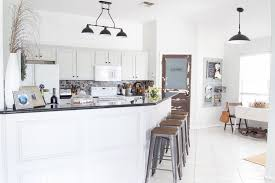 Diy Kitchen Makeover Ideas Rustic Gray Farmhouse Kitchen Reveal T U0026h Kitchen Makeover