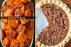 some thanksgiving foods and we ll tell you what new side dish