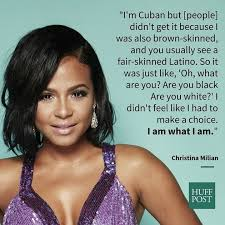 national hispanic heritage month christian milian born in new jersey this afro cuban woman has christina milian 9 famous faces on the struggles and beauty of