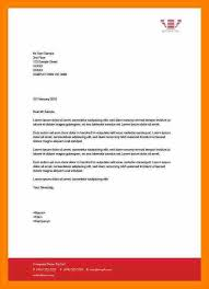 business letterhead format 45 free letterhead templates examples