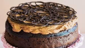 recipe chocolate cake with chocolate whipped cream and chocolate