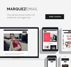 Mailchimp Real Estate Templates marquez multipurpose responsive email 70 sections stampready
