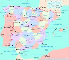 Maps Spain by Spain Map Detailed U2013 World Map Weltkarte Peta Dunia Mapa Del
