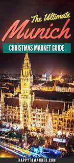 munich markets 2018 guide where to go what to eat and
