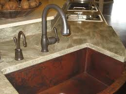 bathroom black delta touch faucet for traditional kitchen design cozy omicron granite countertop with lenova sinks and