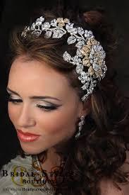 bridal accessories nyc 9260 best tiaras images on wedding hair bridal hair