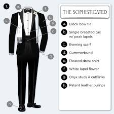 black tie attire black tie optional dress code guide bows n ties
