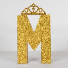 initial painted paper mache letters the celebrate crate