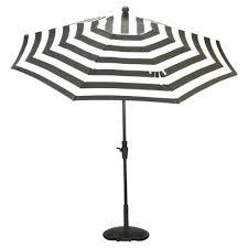 Black And White Patio Umbrella Black And White Patio Umbrella Walmart The Outrageous Awesome