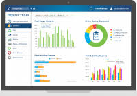 fleet report template fleet management report template professional and high quality