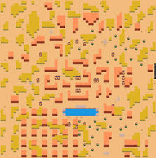 In And Out Map Skull Creek Brawl Stars