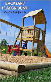 Diy Backyard Playground Ideas Backyards Wondrous Diy Backyard Playground How To Create A Park