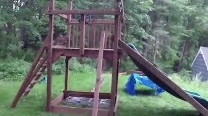 woodplay playhouse youtube