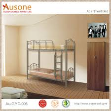 Double Deck Bed List Manufacturers Of Metal Double Deck Bed Buy Metal Double Deck