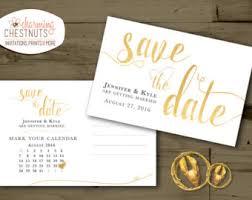 save the date postcards black and gold save the date postcard gold save the dates