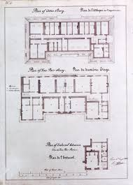 The Louvre Floor Plan by Paris 2 Residence 1815 1940 Room For Diplomacy