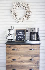 Modern Farmhouse Style Decorating Modern Farmhouse Kitchen Makeover Reveal Farmhouse Style Coffee