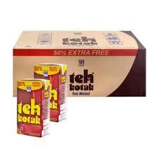 Teh Kotak Sosro 200 Ml Per Dus jual produk teh segar terbaru harga kualitas terbaik blibli