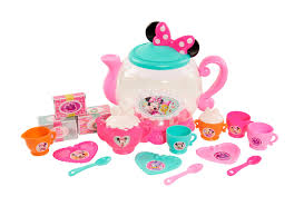 Pink Retro Kitchen Collection Minnie Mouse Playsets U0026 Pretend Play Toys