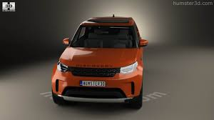 hse land rover 2017 360 view of land rover discovery hse 2017 3d model hum3d store