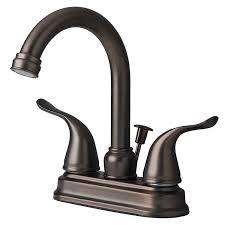 Faucet Shoppe Builders Shoppe 2020bz Two Handle Centerset Lavatory Faucet With