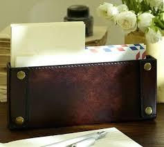 Restoration Hardware Desk Accessories Leather Desk Accessories Restoration Hardware Leather Desk Pad