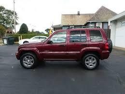 black 2005 jeep liberty jeep liberty for sale carsforsale com