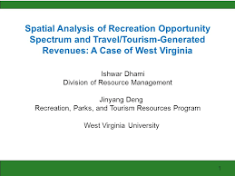 West Virginia travel management company images 1 spatial analysis of recreation opportunity spectrum and travel jpg