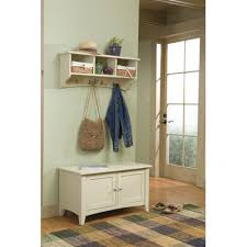 Entryway Storage by Entryway Storage Bench And Wall Cubbies U2014 Railing Stairs And