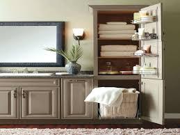 Linen Cabinet Doors Furniture Awesome Linen Cabinets Unique Kitchen Custom Bathroom