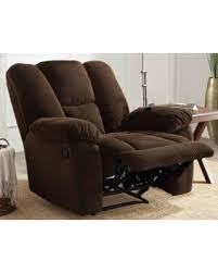 huge deal on serta big u0026 tall memory foam massage recliner with