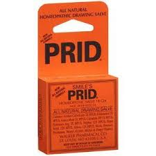 does prids work on ingrown hairs prid homeopathic drawing salve this is an old timey remedy that