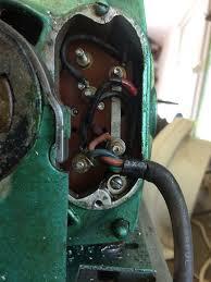 wiring newman motor on myford ml7 model engineer