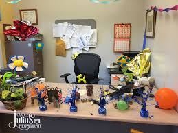 decorating coworkers desk for birthday office birthday decoration ideas image inspiration of cake and