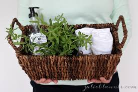 housewarming gift baskets housewarming gift julie blanner entertaining home