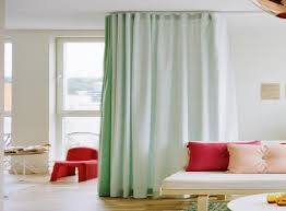Curtains To Divide Room Curtain Panel Bluff And Room Divider Ikea Hackers Curtains