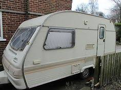 Caravan Awnings For Sale Ebay Swift Conqueror 580 4 Berth Caravan Awning Twin Axle Bargain At A