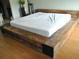 Floor Bed Frame Low Bed Frame Image Of Low Profile Bed Frame Bed
