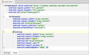 layout line android android code styles in intellij idea 12 intellij idea blog