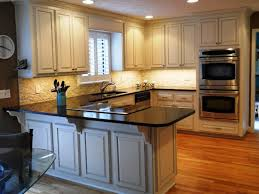 Refacing Cabinets Before And After How To Reface Cabinets Refacing Kitchen Cost Of Resurfacing