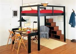 sweet looking king size loft bed amazing decoration metal king