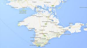 maps crimea russia maps marks crimea as russia but only in russia rt world news