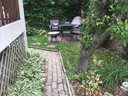 small outdoor spaces a kemora landscape before after small outdoor space