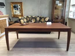 tavoli moderni legno gallery of tavolo allungabile in legno di noce arte brotto tavoli
