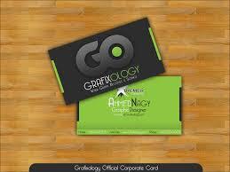 Business Card Design For It Professional 21 Black Business Cards Design