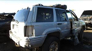 jeep grand cherokee roof top tent 1997 jeep grand cherokee orvis edition u2013 junkyard find