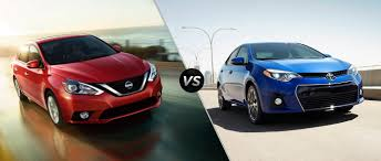 nissan finance insurance requirements 2016 nissan sentra vs 2016 toyota corolla