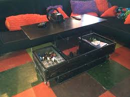 coffee table game console coffee table game console sui glass console table olx oxsight co